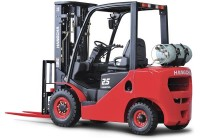 Forklift Gasoline/LPG Forklift ราคาถูก