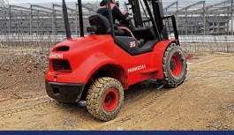 NEW MODEL HANGCHA ROUGH TERRAIN 2.5-3.5 TON